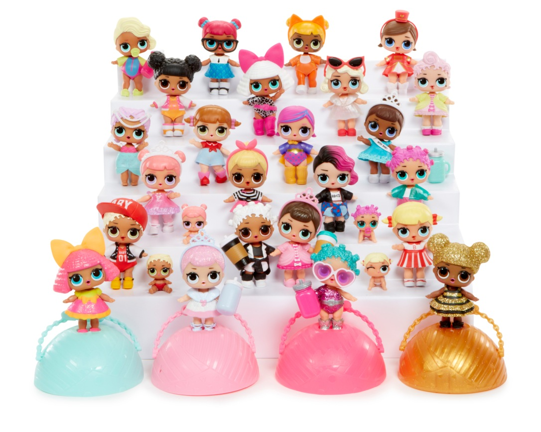 547501 546764 LOL Surprise Doll BTY Group