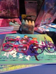 Armação de óculos Frozen