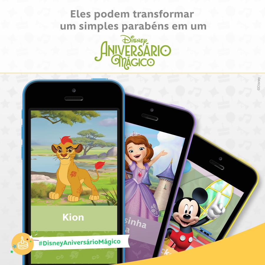 Disney Aniversario Magico