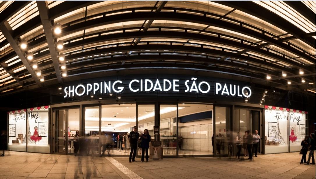 Shopping Cidade São Paulo 2