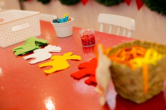 Oficinas de Natal - Customização de Renas 3