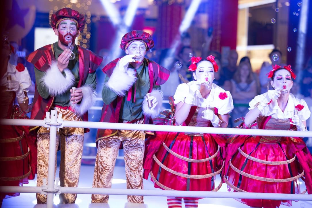 Espetáculo Natal Jardim Sul