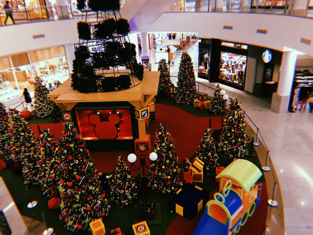 Natal Disney_São Bernardo Plaza