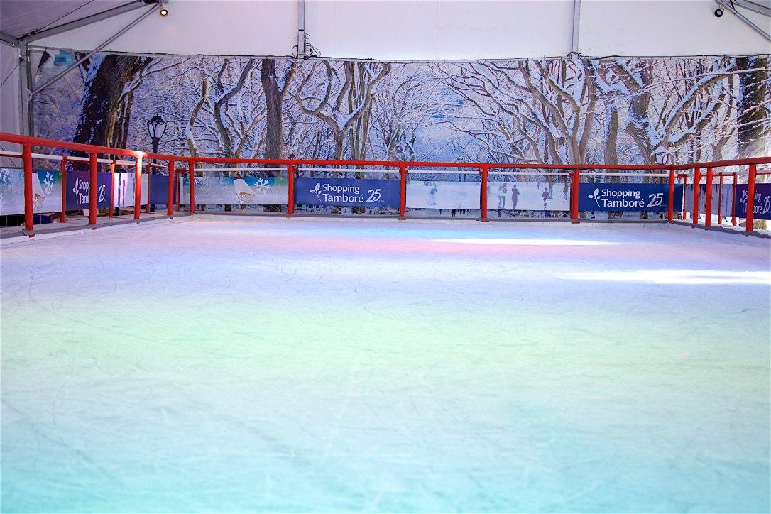 Pista de Patinação no Gelo (1)