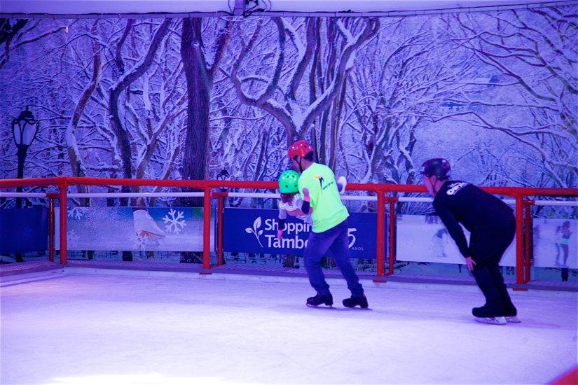 Pista de Patinação no Gelo (2)
