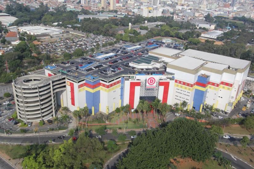 Foto Aérea Shopping D