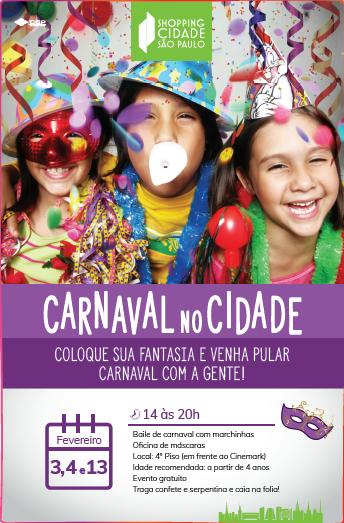 Shopping Cidade São Paulo_Carnaval 03