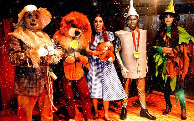 SMT_Cia Arte & Manhas_O Mágico de Oz