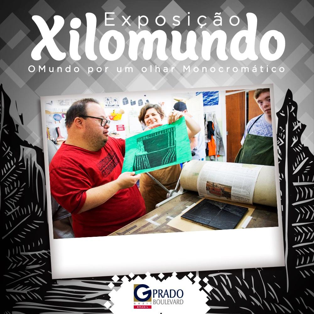 Exposição Xilomundo