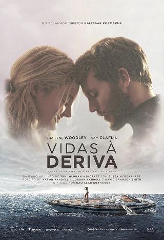 Poster do filme vidas a deriva