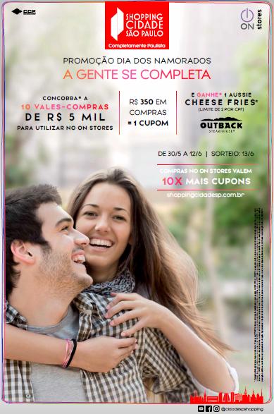 ShoppingCidadeSãoPaulo_Dia dos Namorados