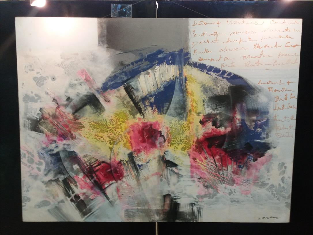 Exposição Abstratos