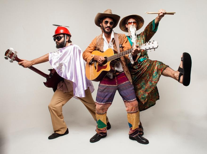 Show com músicas do Raul Seixas para crianças