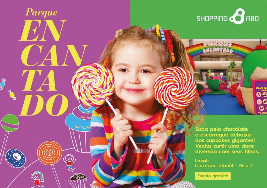 Shopping ABC inaugura atração fixa e gratuita
