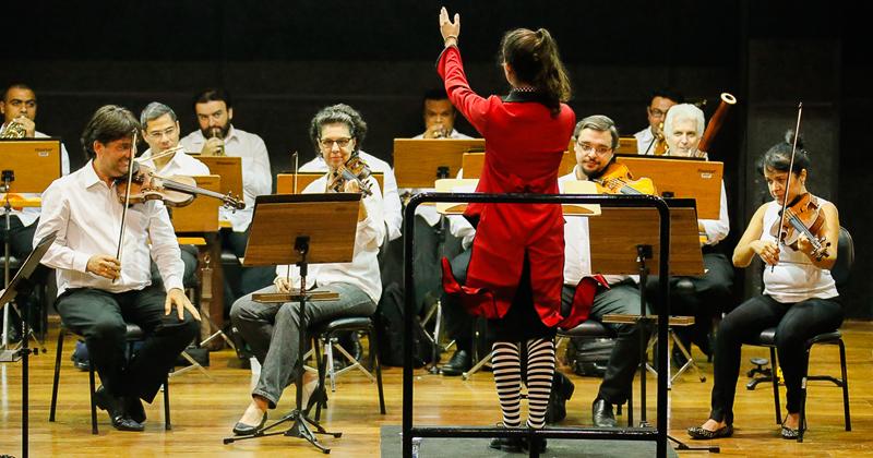 Concerto infantil da Orquestra Sinfônica da USP