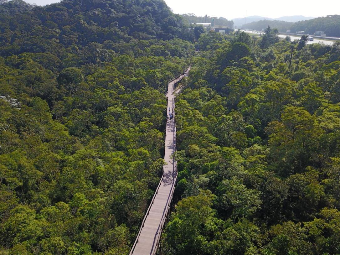 parque ecologico imigrantes