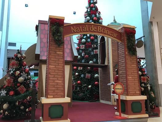 "Shopping Penha tem ""Natal de Brincar"""