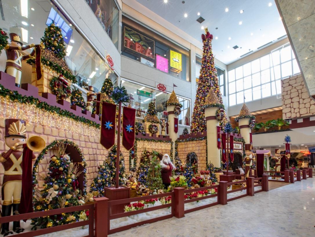natal aricanduva shopping