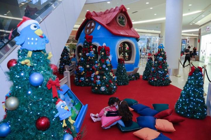 Natal da Galinha Pintadinha
