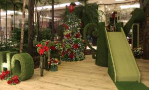Natal no Iguatemi Alphaville